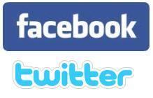 Facebook ve twitter sayfamız yayına girmiştir...