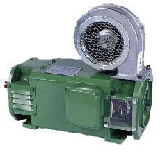 Gems Kare 80 Gövdeli DC Elektrik Motoru