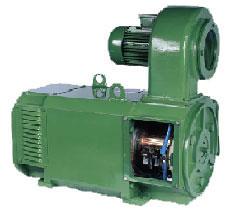DC Elektrik Motoru