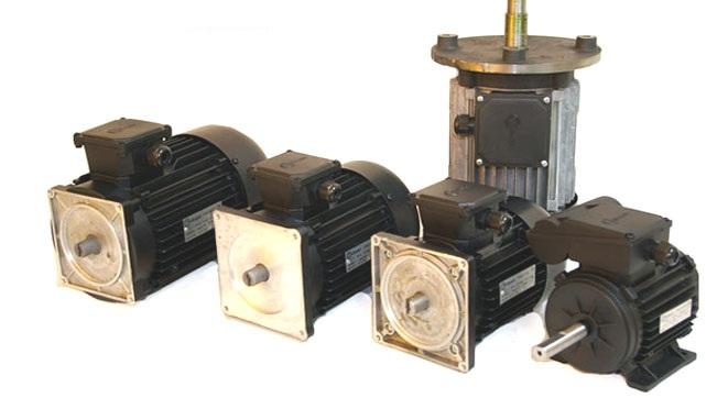 Miksan Özel Üretim Elektrik Motorları