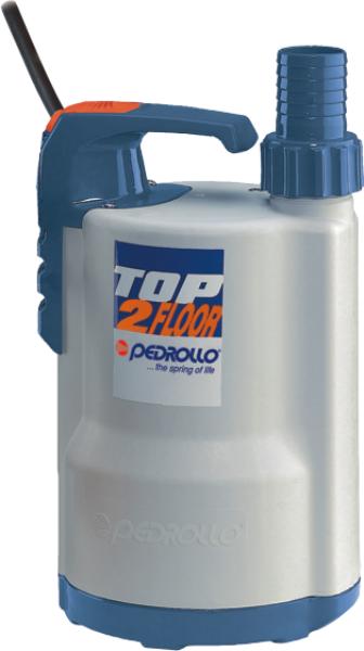 TOP-FLOOR - Pedrollo Sıfırdan Emişli Plastik Drenaj Dalgıç Pompa