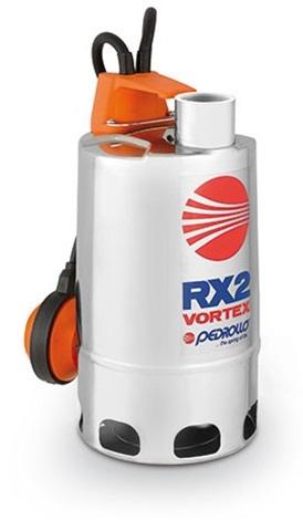 RX - Pedrollo Komple Paslanmaz Drenaj Dalgıç Pompa