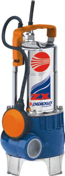 ZX - Pedrollo Paslanmaz Foseptik Dalgıç Pompa