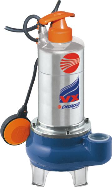 VX - Pedrollo Paslanmaz Foseptik Dalgıç Pompa