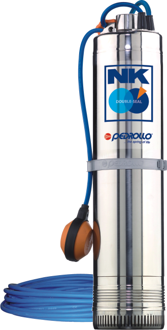 """4SK - Pedrollo 5"""" Derin Kuyu Dalgıç Pompa"""