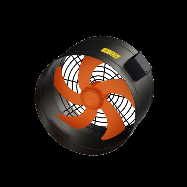 DRPKT - Fanex Dıştan Rotorlu Kanal Tipi Radyal Aspiratör Fan