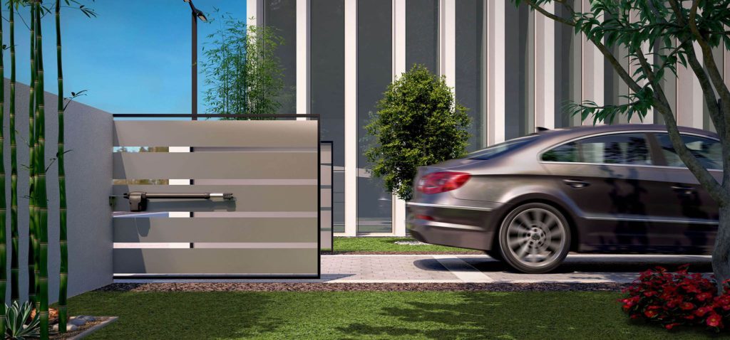 Otomatik Dairesel Kapı Motoru-LINCE