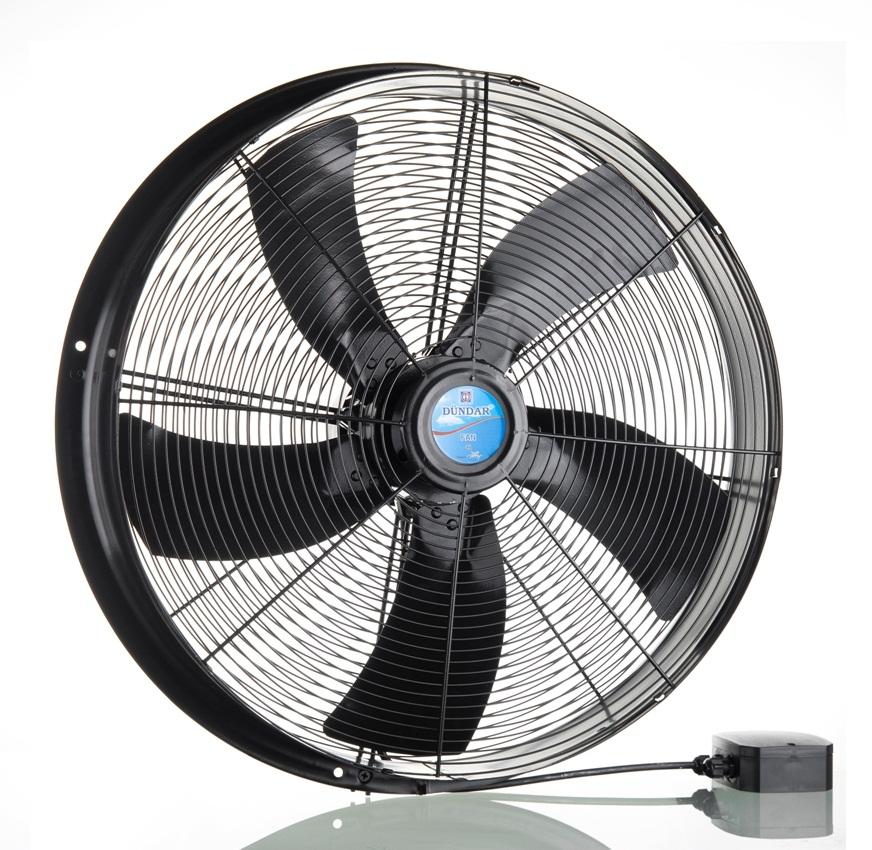 SM-ST-S - Dündar Soğutmalı Sanayi Tipi Aspiratör Fan