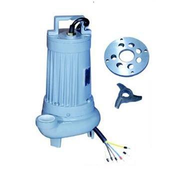 SBRT - Sumak Bıçaklı Dalgıç Pompası