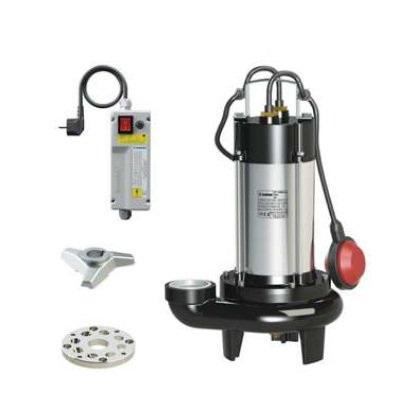 SBRM Sumak Bıçaklı Atık Su ve Foseptik Dalgıç Pompası