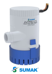 STN500 G - STN2000 G Sumak Sintine Dalgıç Pompası