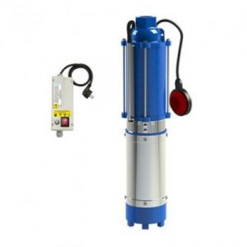 5SD5-5SD7 Sumak 5 inc Paslanmaz Derin Kuyu Dalgıç Pompası