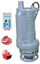 SDT 50/3C - 75/3C Sumak Karıştırıcılı Çamur Pompası