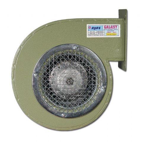 Ayas Dıştan Rotorlu Salyangoz Radyal Aspiratör Fan