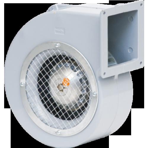 BDRAS - Bahçıvan Aluminyum Radyal Fan