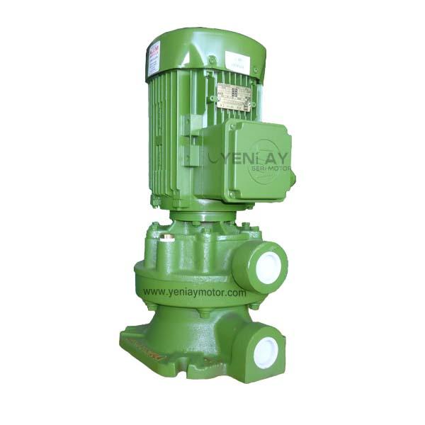 DKD - Alem Bertola Dik Milli Kademeli Su Pompası