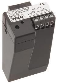 IF - Wilo Stratos Sirkülasyon Pompası Modülü