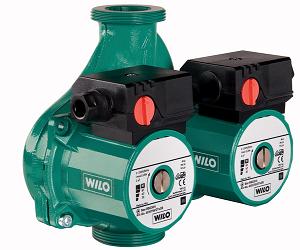 Star RSD - Wilo İkiz Tip Rekorlu Sirkülasyon Pompası