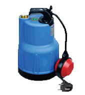 SDF Sumak Plastik Drenaj Dalgıç Pompası