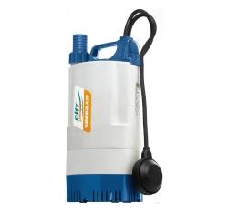 Speed Pluri - City Plastik Temiz Su Dalgıç Pompası