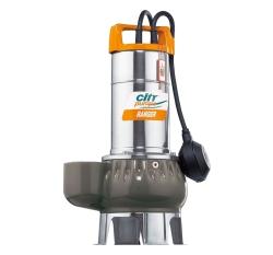 Ranger - City Paslanmaz (Pis Su) Drenaj Dalgıç Pompası