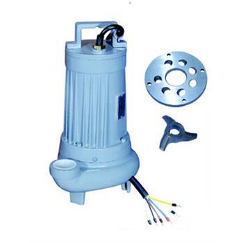SBRT Sumak Bıçaklı Dalgıç Pompası