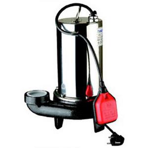 SBRM - Sumak Parçalayıcı Bıçaklı Atık Su ve Foseptik Dalgıç Pompası