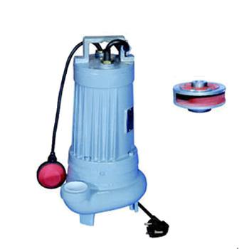 SDF - Sumak Açık Fanlı (Vortex) Atık Su ve Foseptik Dalgıç Pompası