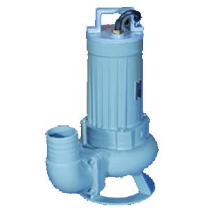 SDTV - Sumak Açık Fanlı (Vortex) Atık Su ve Foseptik Dalgıç Pompası