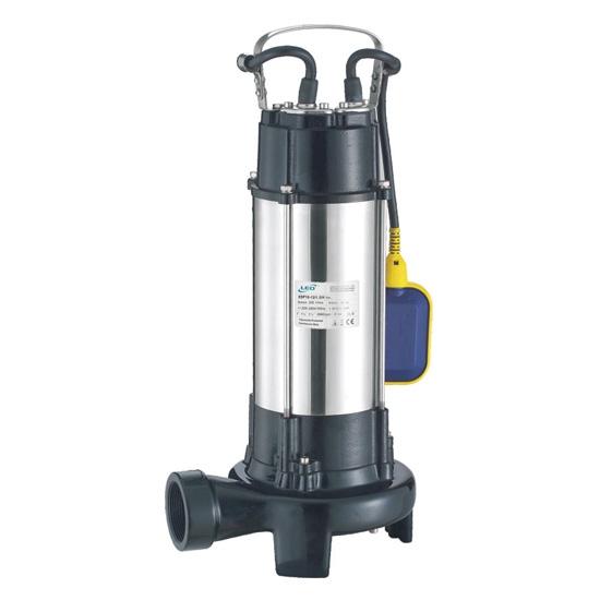 XSP - Leo Parçalayıcı Bıçaklı Atık Su Dalgıç Pompası