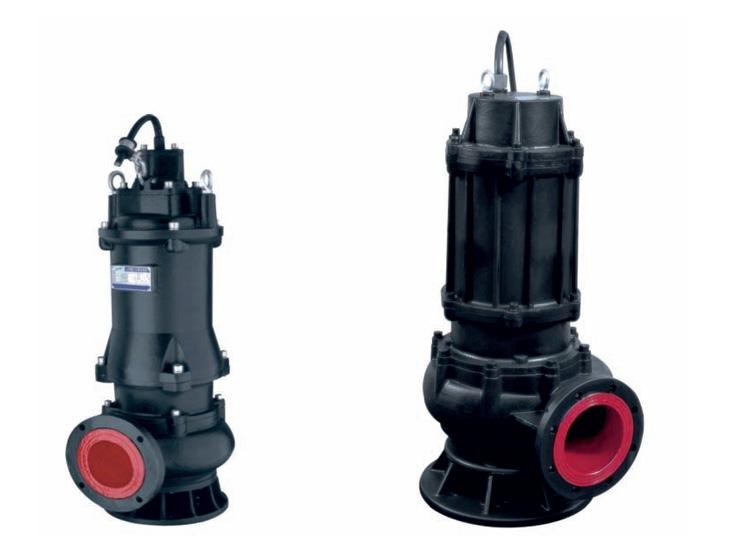 WQ - Leo Atık Su Dalgıç Pompası