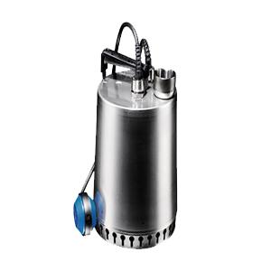 Unilift AP 12 - Grundfos Paslanmaz Drenaj Dalgıç Pompası