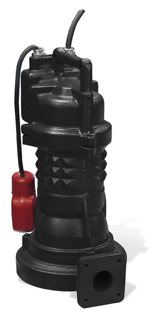 DRS - Ebara Parçalayıcı Bıçaklı Atık Su Dalgıç Pompası