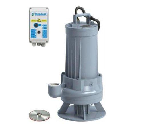 SDTY Sumak Az Kirli Su Dalgıç Pompası