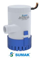 STN 500-1100-2000 G Sumak 12 Volt Sintine Pompası
